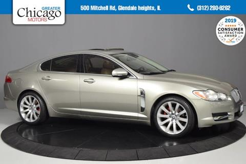 2010 Jaguar XF for sale in Glendale Heights, IL
