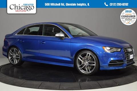 2015 Audi S3 for sale in Glendale Heights, IL