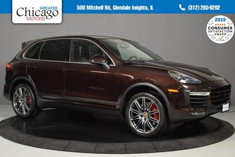 2015 Porsche Cayenne for sale in Glendale Heights, IL