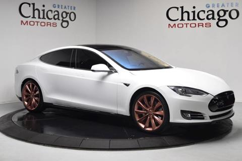 2013 Tesla Model S for sale in Chicago, IL