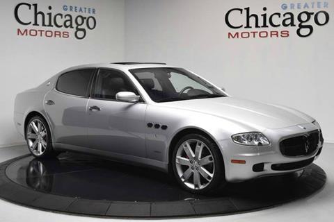 2007 Maserati Quattroporte for sale in Chicago, IL