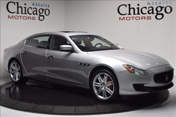 2014 Maserati Quattroporte for sale in Chicago, IL