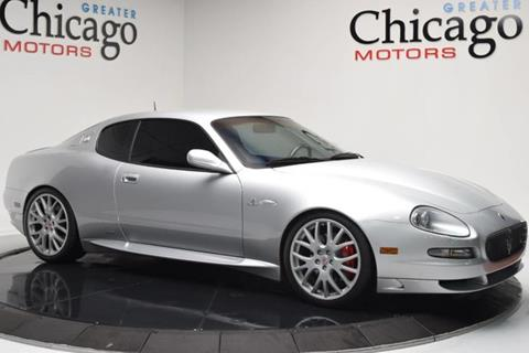 2005 Maserati GranSport for sale in Chicago, IL
