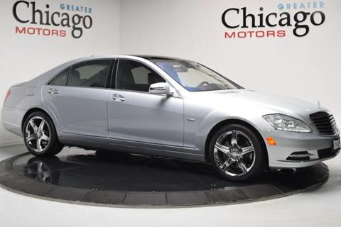 2012 Mercedes-Benz S-Class for sale in Chicago, IL