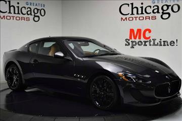 2014 Maserati GranTurismo for sale in Chicago, IL