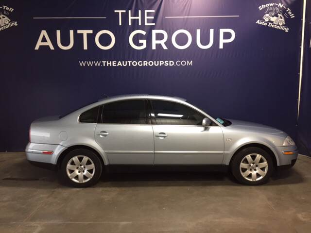 2003 Volkswagen Passat for sale at The Auto Group in Sioux Falls SD