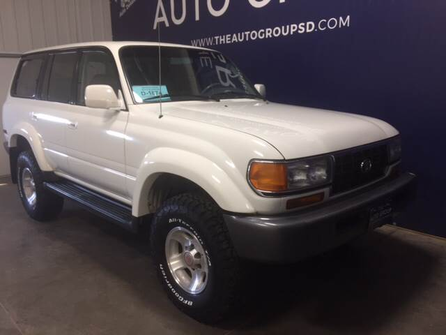 1997 Toyota Land Cruiser for sale at The Auto Group in Sioux Falls SD