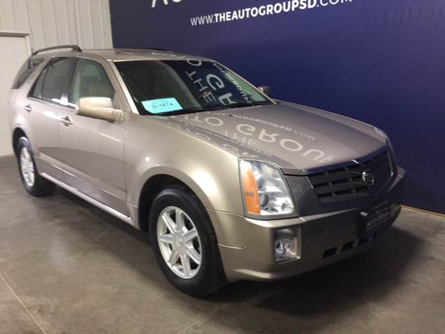 2004 Cadillac SRX for sale at The Auto Group in Sioux Falls SD