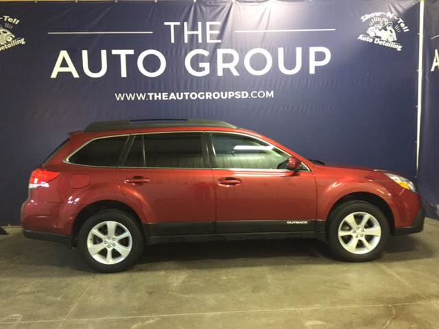 2013 Subaru Outback for sale at The Auto Group in Sioux Falls SD
