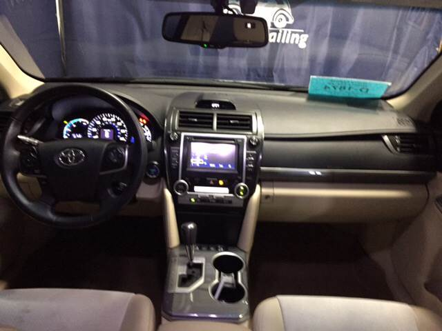 2013 Toyota Camry Hybrid for sale at The Auto Group in Sioux Falls SD