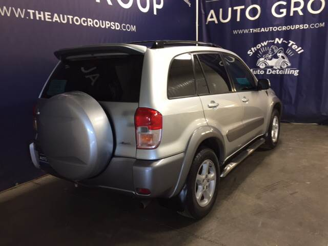 2001 Toyota RAV4 for sale at The Auto Group in Sioux Falls SD