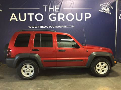 2006 Jeep Liberty for sale at The Auto Group in Sioux Falls SD