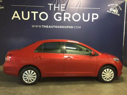 2011 Toyota Yaris for sale at The Auto Group in Sioux Falls SD