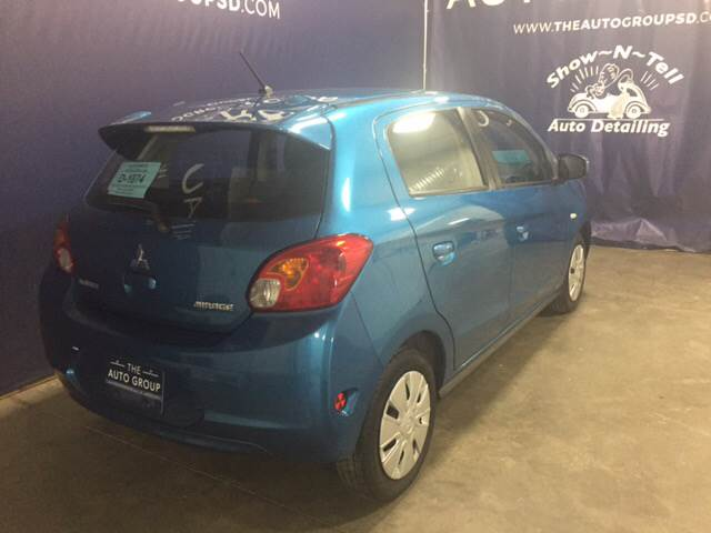 2015 Mitsubishi Mirage for sale at The Auto Group in Sioux Falls SD