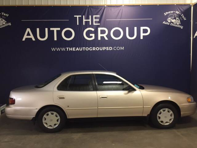 1996 Toyota Camry for sale at The Auto Group in Sioux Falls SD