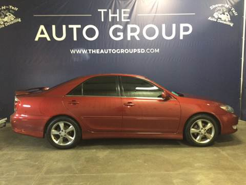 2006 Toyota Camry for sale at The Auto Group in Sioux Falls SD