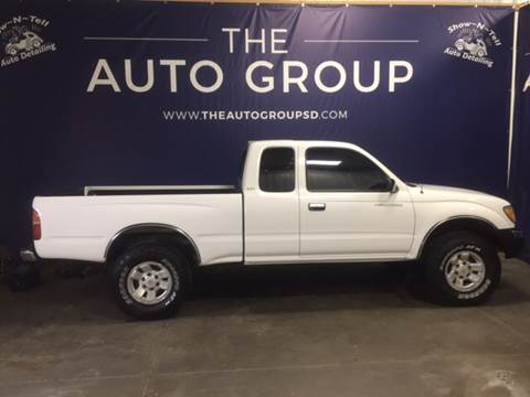 1999 Toyota Tacoma for sale at The Auto Group in Sioux Falls SD