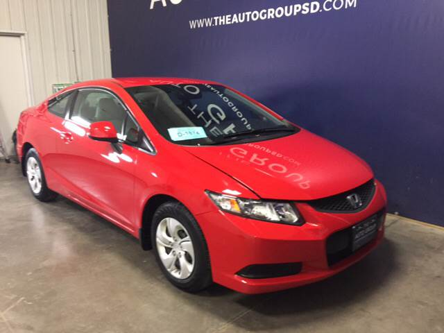 2013 Honda Civic for sale at The Auto Group in Sioux Falls SD