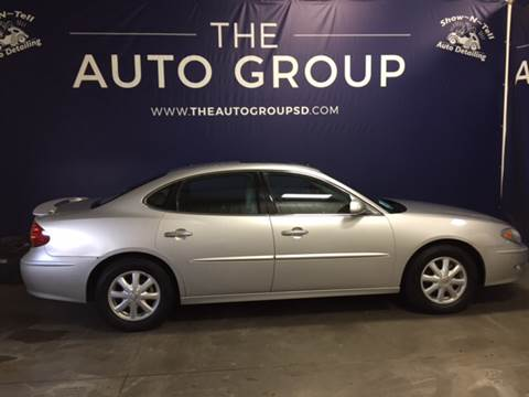 2005 Buick LaCrosse for sale at The Auto Group in Sioux Falls SD