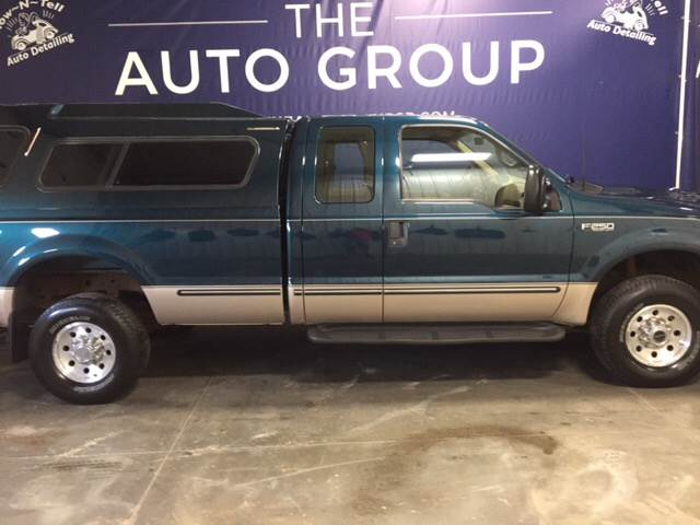 1999 Ford F-250 Super Duty for sale at The Auto Group in Sioux Falls SD