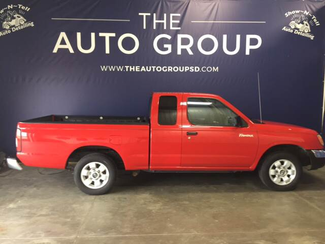 1999 Nissan Frontier for sale at The Auto Group in Sioux Falls SD