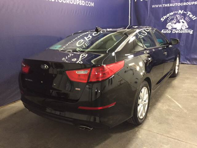 2015 Kia Optima for sale at The Auto Group in Sioux Falls SD