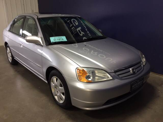 2002 Honda Civic for sale at The Auto Group in Sioux Falls SD