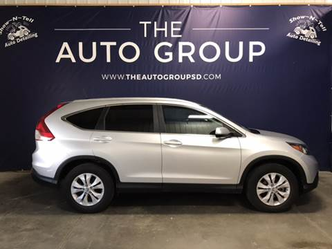 2013 Honda CR-V for sale at The Auto Group in Sioux Falls SD
