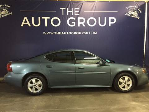 2006 Pontiac Grand Prix for sale at The Auto Group in Sioux Falls SD