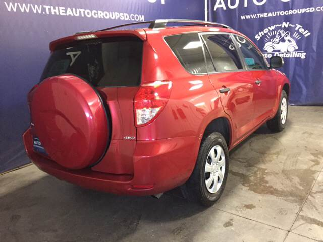 2008 Toyota RAV4 for sale at The Auto Group in Sioux Falls SD