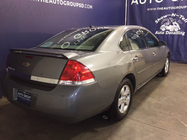 2006 Chevrolet Impala for sale at The Auto Group in Sioux Falls SD