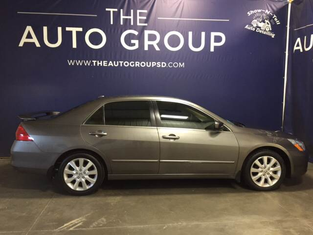 2007 Honda Accord for sale at The Auto Group in Sioux Falls SD