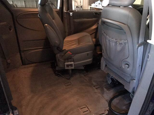 2005 Chrysler Town and Country for sale at The Auto Group in Sioux Falls SD