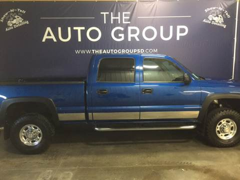 2003 Chevrolet Silverado 2500HD for sale at The Auto Group in Sioux Falls SD