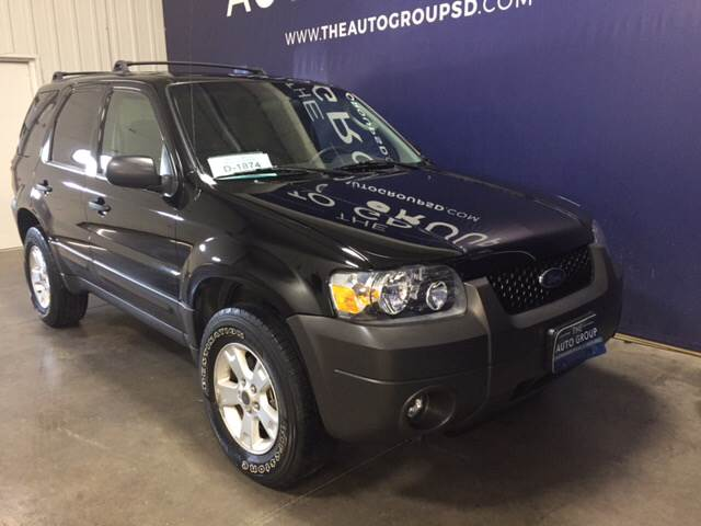 2006 Ford Escape for sale at The Auto Group in Sioux Falls SD
