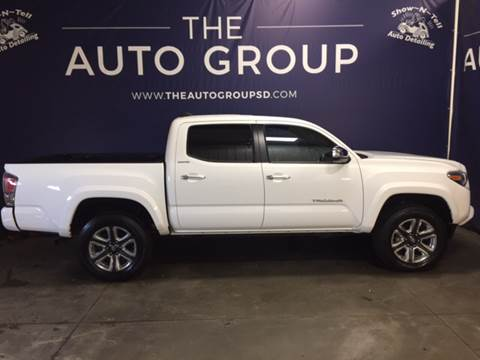 2016 Toyota Tacoma for sale at The Auto Group in Sioux Falls SD