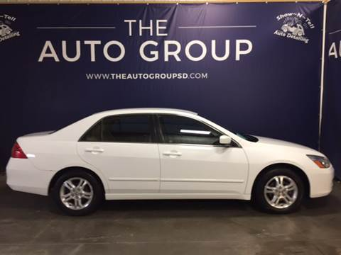 2006 Honda Accord for sale at The Auto Group in Sioux Falls SD