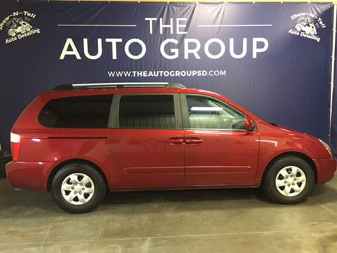 2008 Kia Sedona for sale at The Auto Group in Sioux Falls SD