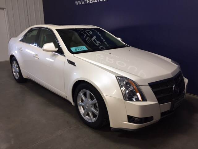 2008 Cadillac CTS for sale at The Auto Group in Sioux Falls SD