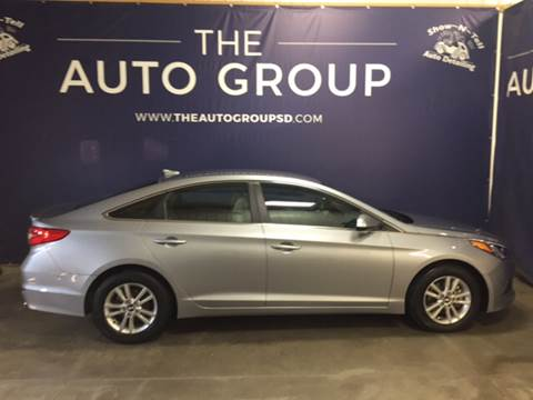 2016 Hyundai Sonata for sale at The Auto Group in Sioux Falls SD
