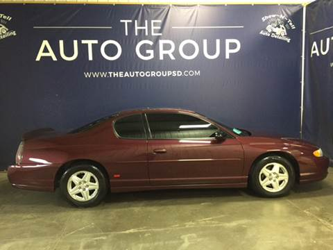 2004 Chevrolet Monte Carlo for sale at The Auto Group in Sioux Falls SD