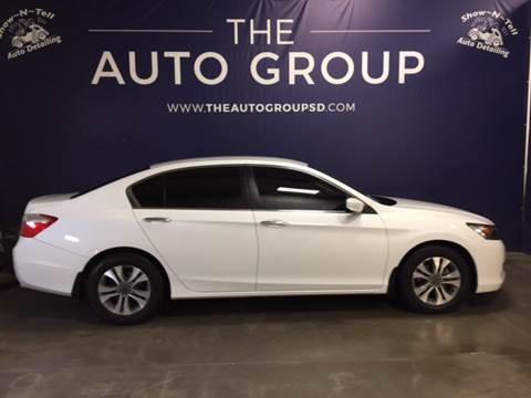 2014 Honda Accord for sale at The Auto Group in Sioux Falls SD