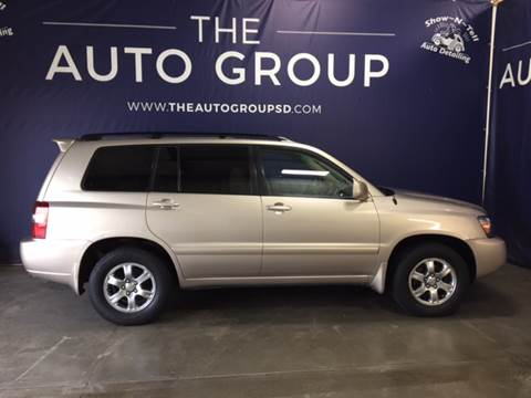 2007 Toyota Highlander for sale at The Auto Group in Sioux Falls SD
