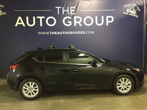 2015 Mazda MAZDA3 for sale at The Auto Group in Sioux Falls SD