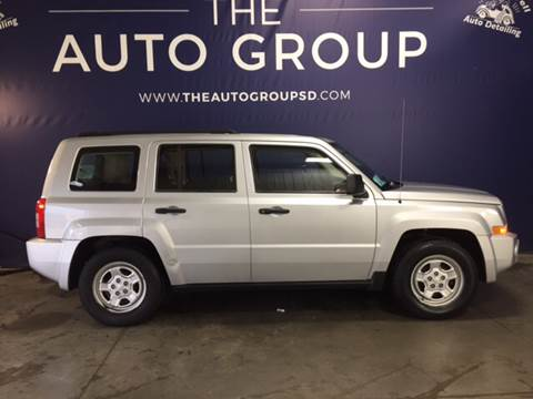 2010 Jeep Patriot for sale at The Auto Group in Sioux Falls SD