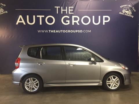 2008 Honda Fit for sale at The Auto Group in Sioux Falls SD