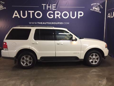 2004 Lincoln Aviator for sale at The Auto Group in Sioux Falls SD