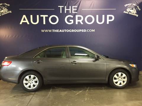 2010 Toyota Camry for sale at The Auto Group in Sioux Falls SD
