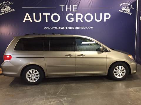 2008 Honda Odyssey for sale at The Auto Group in Sioux Falls SD