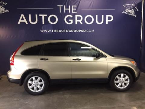2008 Honda CR-V for sale at The Auto Group in Sioux Falls SD